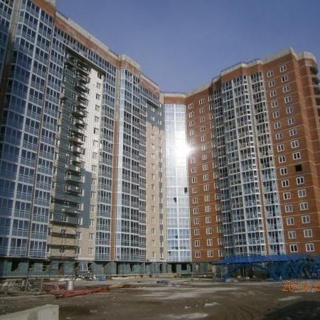 Жилой комплекс Капитан Немо строительная готовность